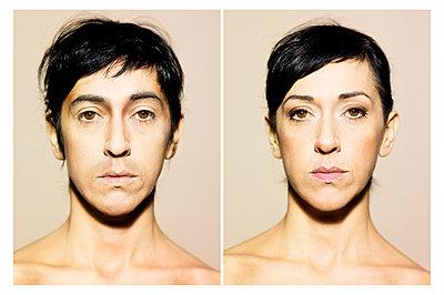 Porträtfotos Transgender - p1462m1516826 von Massimo Giovannini