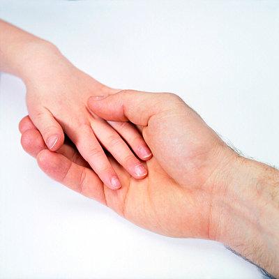 An die Hand nehmen - p2280488 von photocake.de