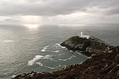 Großbritannien, Leuchtturm - p1643m2229364 von janice mersiovsky