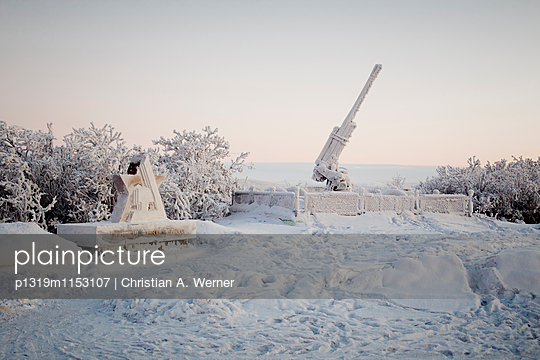 Weltkriegs-Denkmal in Murmansk - p1319m1153107 von Christian A. Werner