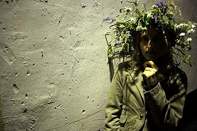 Wreath - p1063m932217 by Ekaterina Vasilyeva