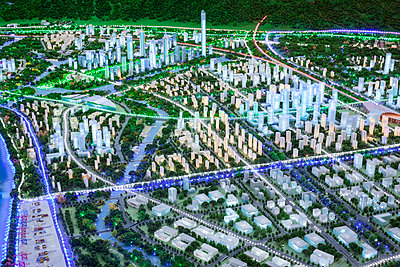 Zhaoqing New City Planning - p1558m2132805 by Luca Casonato