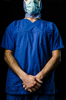 Surgeon - p999m791585 by Monika Kluza
