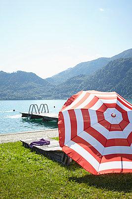 Sommerferien am See - p464m939991 von Elektrons 08