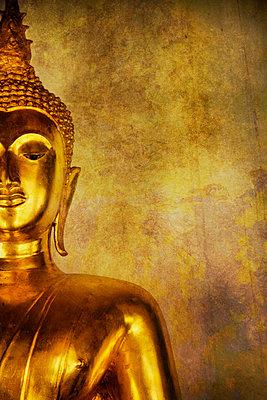 Buddhastatue - p1248m1439840 von miguel sobreira