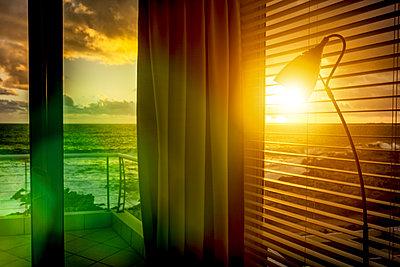 Sonnenuntergang - p1275m1172106 von cgimanufaktur