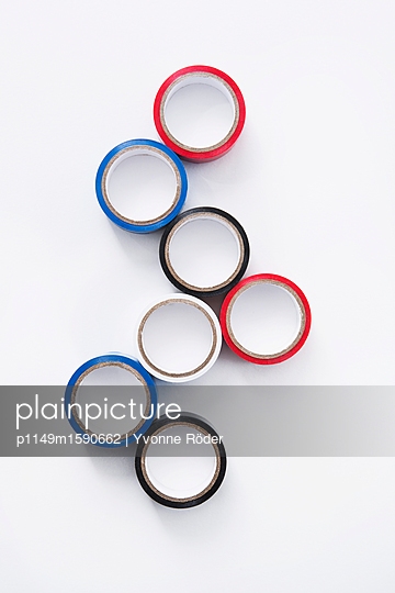 Adhesive tapes - p1149m1590662 by Yvonne Röder