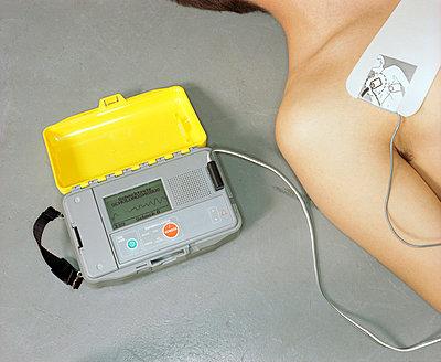 Defibrillator - p7810072 von Angela Franke