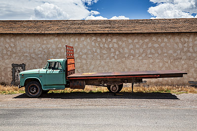 Truck - p1291m2122070 by Marcus Bastel