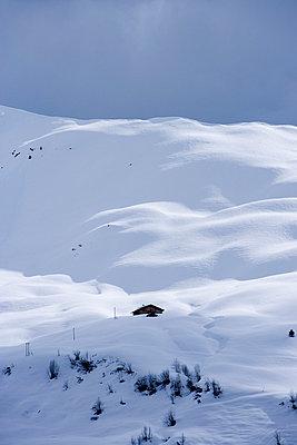 Ski Lodge - p2480702 by BY