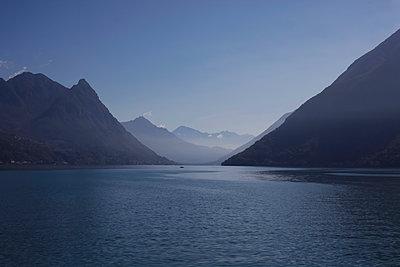 Switzerland, Lake Lugano - p300m2029484 von Thomas Jäger