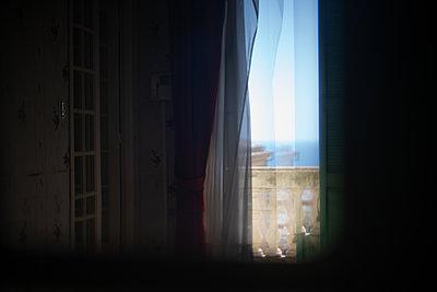 Open window - p1321m2178516 by Gordon Spooner