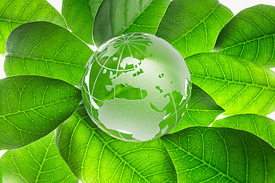 Green planet - p4640903 by Elektrons 08