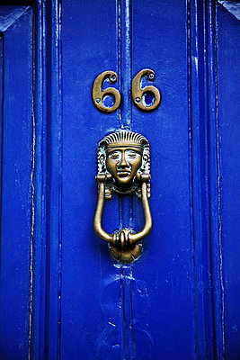 Blue door - p3750442 by whatapicture