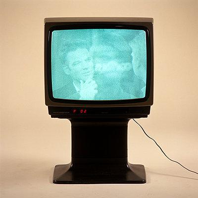 Spielfilm im Fernsehen - p1650079 von Andrea Schoenrock