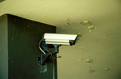 Security camera - p0190161 by Hartmut Gerbsch