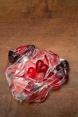 Candies in a bag - p971m2288201 by Reilika Landen
