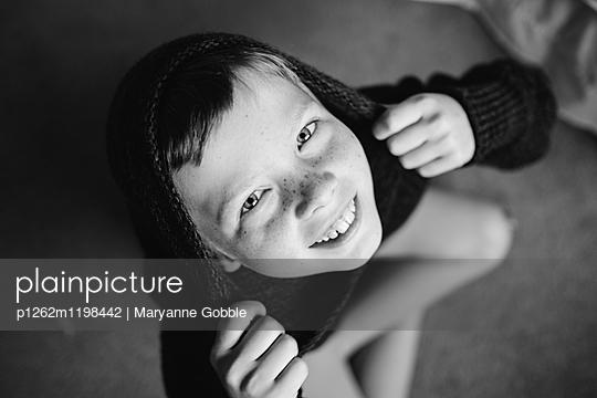 Pulli anziehen - p1262m1198442 von Maryanne Gobble