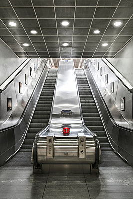 Escalators  - p1280m2008536 by Dave Wall