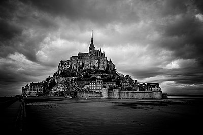 Le Mont-Saint-Michel - p248m1515240 von BY