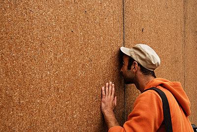Blick durch Wand - p2600141 von Frank Dan Hofacker