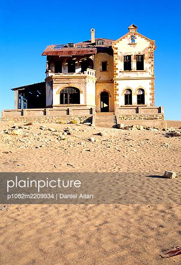 Ghost House - p1082m2209934 by Daniel Allan