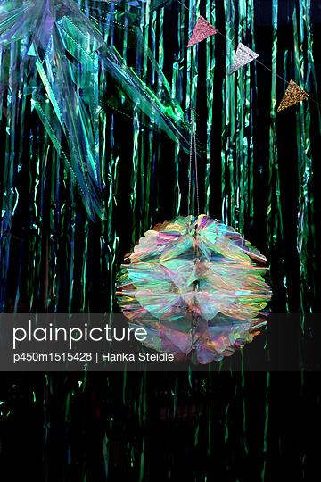 Partydekoration    - p450m1515428 von Hanka Steidle