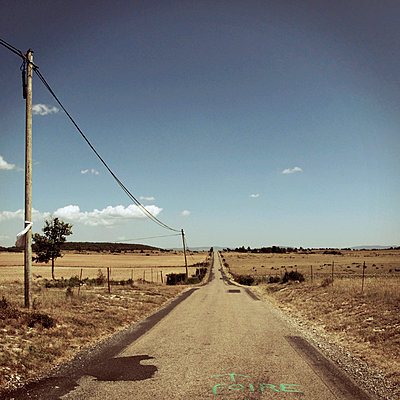 Endless road - p5679611 by Claire Dorn