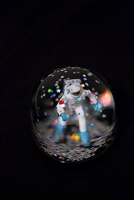 Der Traum vom Weltraum - p454m2200607 von Lubitz + Dorner