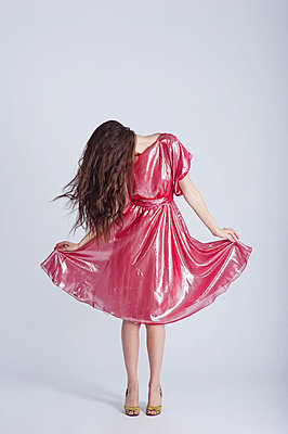 Pretty in pink - p800m830711 von Emma McIntyre
