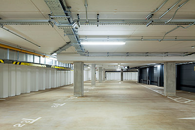 2 Glass Wharf, Bristol, UK. Offices and accommodation with retail and restaurant use on the ground floor level. The parking garage. - p855m1122246 by Diane Auckland