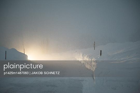 Winter - p1425m1487083 von JAKOB SCHNETZ
