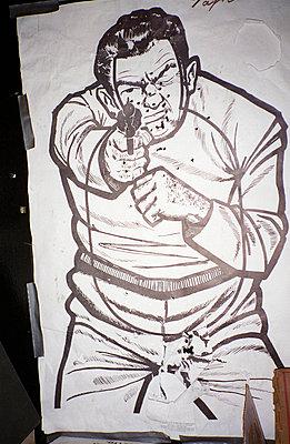 Verbrecherjagd - p3610013 von Ute Behrend