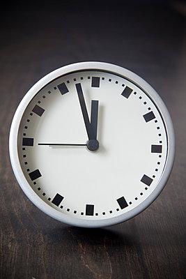 Clock in studio - p8240048 by jochen leisinger