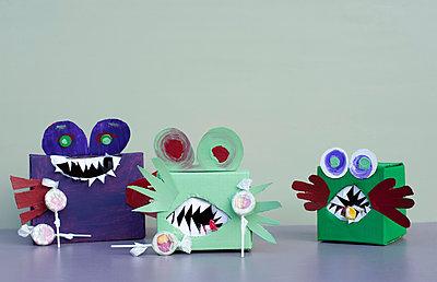 Halloweendekoration - p116m2134887 von Gianna Schade