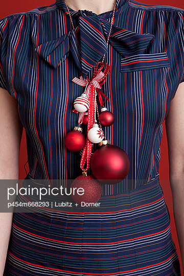 Weihnachtsschmuck - p454m668293 von Lubitz + Dorner