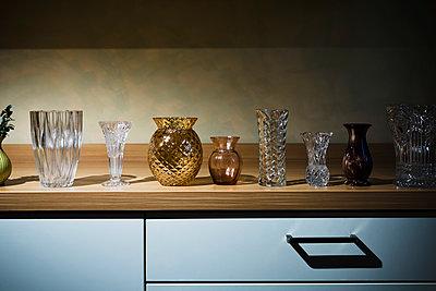 Nostalgic vases - p1149m2026233 by Yvonne Röder
