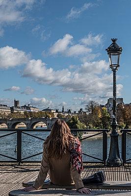 Paris Leben - p1243m1515572 von Archer