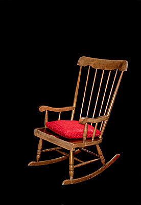 Rocking chair - p509m2141423 by Reiner Ohms