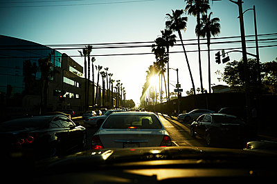 Traffic jam - p584m960343 by ballyscanlon