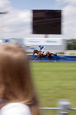 Auf der Pferderennbahn - p2500345 von Christian Diehl