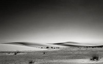 USA, New Mexico, White Sands, Dunes - p1154m2280934 by Tom Hogan