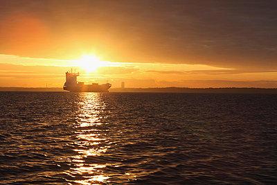 Sunset - p322m660432 by Hannu Ala-Hakkola