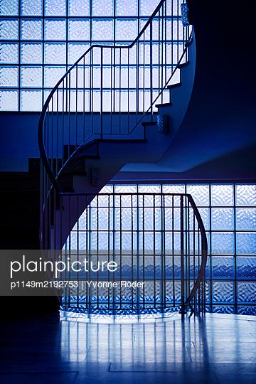 Treppenhaus - p1149m2192753 von Yvonne Röder