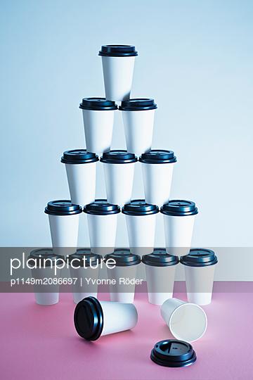Kaffeebecher - p1149m2086697 von Yvonne Röder