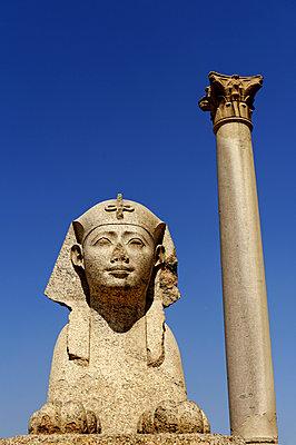 The Sphinx - p1041m2090465 by Franckaparis
