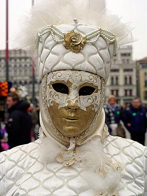Carnival of Venice - p945m1462548 by aurelia frey