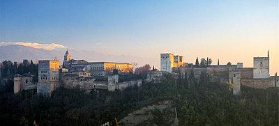Alhambra in Granada - p2681329 by Rudi Sebastian