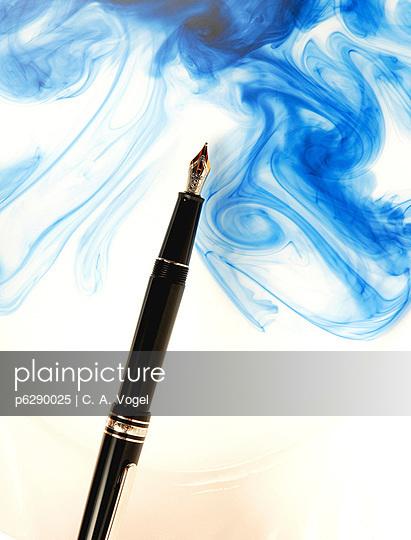 Füllfederhalter mit Tinte - p6290025 von C. A. Vogel