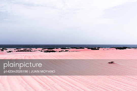Infrared photography of Fuerteventura Island  - p1423m2026196 by JUAN MOYANO